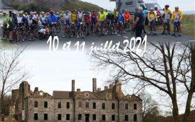 Randonnée Tour en Côtes-d'Armor 10-11 juillet 2021